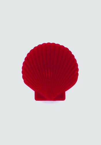 Smyckesskrin, Venus, röd