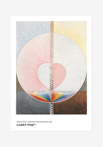 Hilma af Klint, The Dove, No. 1
