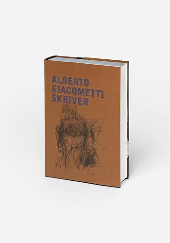 Alberto Giacometti skriver