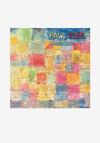 2021 Väggkalender, Paul Klee