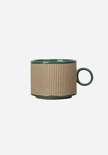 Cup, Luke, green