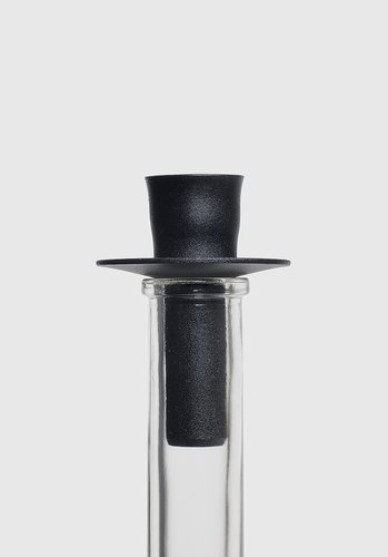 Ljushållare till flaska