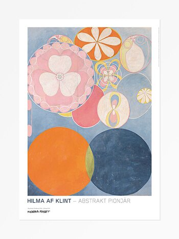 Hilma af Klint, The Ten Largest, Childhood, No. 2
