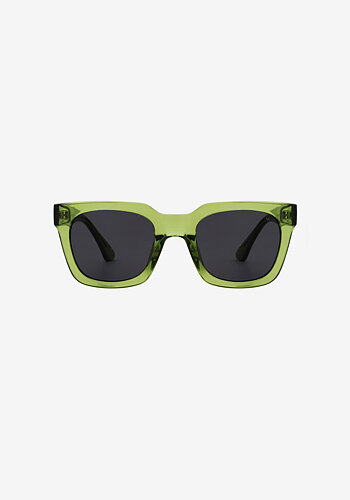 Sunglasses, Nancy Light Olive Transparent