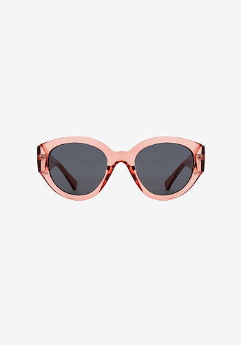 Sunglasses, Big Winnie Soft Red