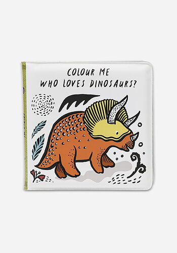 Badbok, Who loves Dinosaurs?