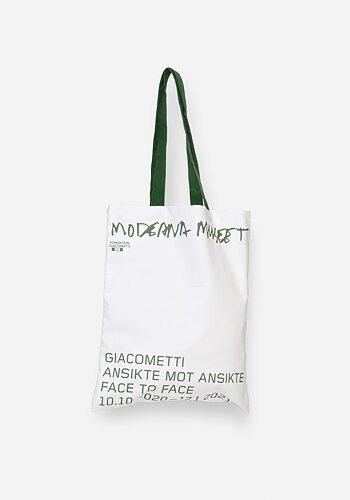 Tygkasse, Alberto Giacometti