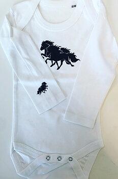 Baby Body Icelandic horse