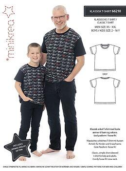 Minikrea  Klassisk T-shirt