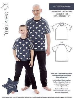 Minikrea Raglan T-shirt
