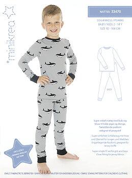 Minikrea pyjamas