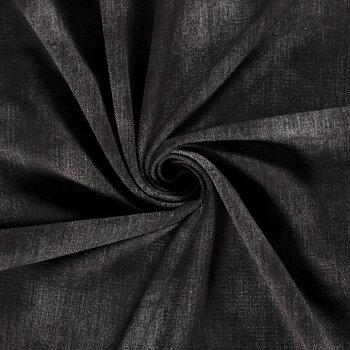Jogging jeanslook mörkgrå öglad