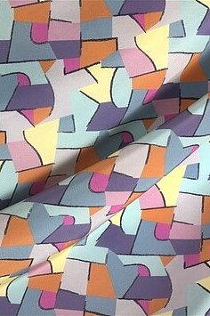 Bauhaus Pastel Prima Cotton