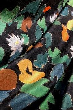 Omega Lily Pond Silk Satin