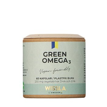 Green Omega3 från Wissla of Sweden