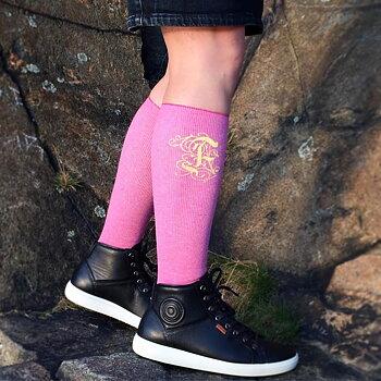 FUNQ WEAR Pippi Pink, luomupuuvilla