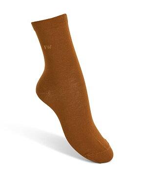Funq Wear bambusstrømper, brun