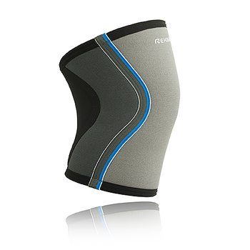Rehband Rx Knee Sleeve - 5 mm - Grå
