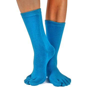 ToeToe Essential teensokken - Turquoise