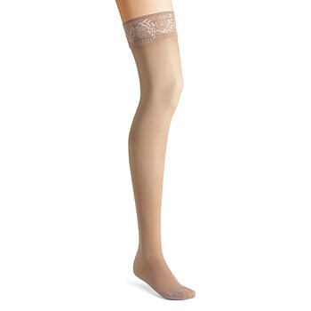 Funq Wear stay-up steunkousen Natural Nude