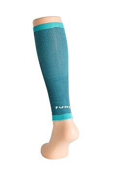 FUNQ WEAR kompresjonssleeves, Triathlon Turquoise