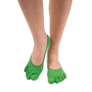 ToeToe gelsokken, groen