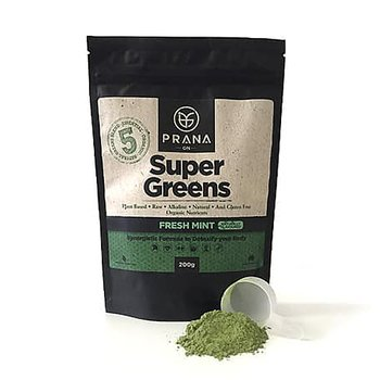 Super Greens Fresh Mint, 200g