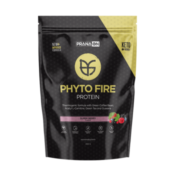 Phyto Fire Protein Super Berry, 400g
