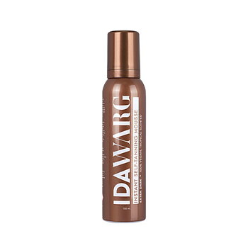 IDA WARG - Instant Self Tanning Mousse Extra Dark 150ml