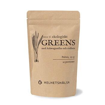 Greens med Ashwagandha & Rödbeta, 150g
