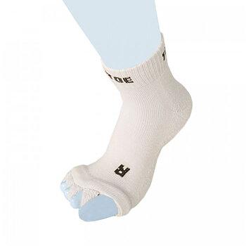 ToeToe Health - Tåstrækker sok, cream