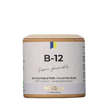 Vitamin B12 med rabarber från Wissla