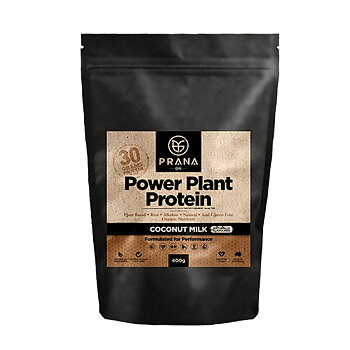 Power Plant Protein Coconut Milk, 400g
