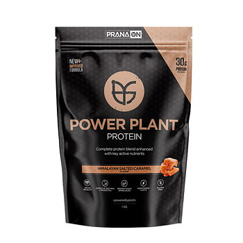 Power Plant Protein Himalayan Salted Caramel, 1 kg