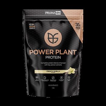 Power Plant Protein Vanilla Creme 1 kg