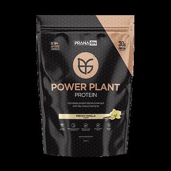 Power Plant Protein Vanilla Creme, 400g