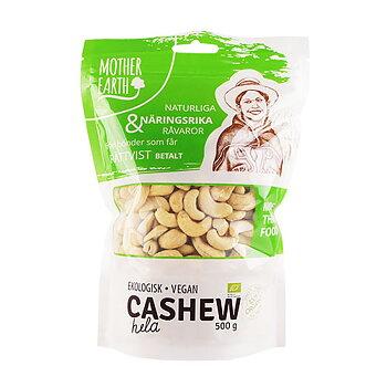 Cashewnötter hela eko, 500g