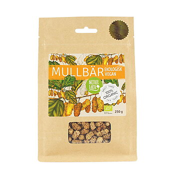 Mother Earth Eko Mullbär 250g