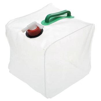 Vattenbehållare med kran - 12 liter.