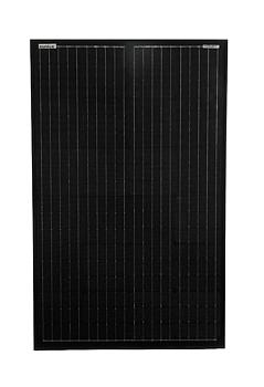 Solpanel 130W Monokristallin PERC (BSM130M-18V-Black) *DEMOEX*