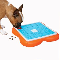 CHALLENGE SLIDER - HUND PUSSEL -  AKTIVERINGS SPEL
