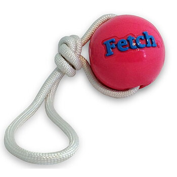Orbee-Tuff Fetch Ball med rep