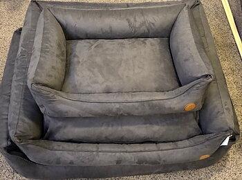 DC Sofa Delta Memory Foam 124 cm