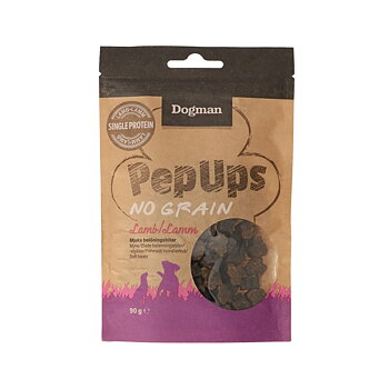 Pep Ups No Grain Lamb Treats 90 g