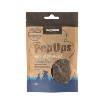 Pep Ups No Grain Salmon Treats 90 g