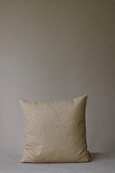 Kuddfodral, Retreat rågbeige 50x50, från Mimou