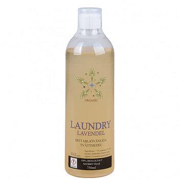 Ekologiskt tvättmedel, Laundry 750ml, från Grunne
