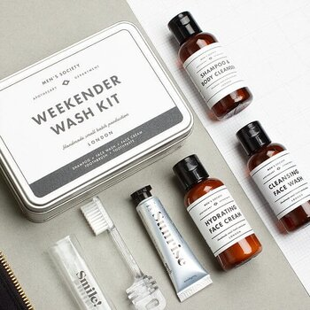 Weekender Wash Kit, från Mens Society