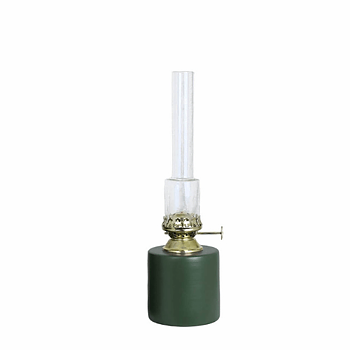 Fotogenlampa, Rak grön liten, från Strömshaga