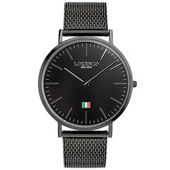 Lorenzo Forlanini Nero 40